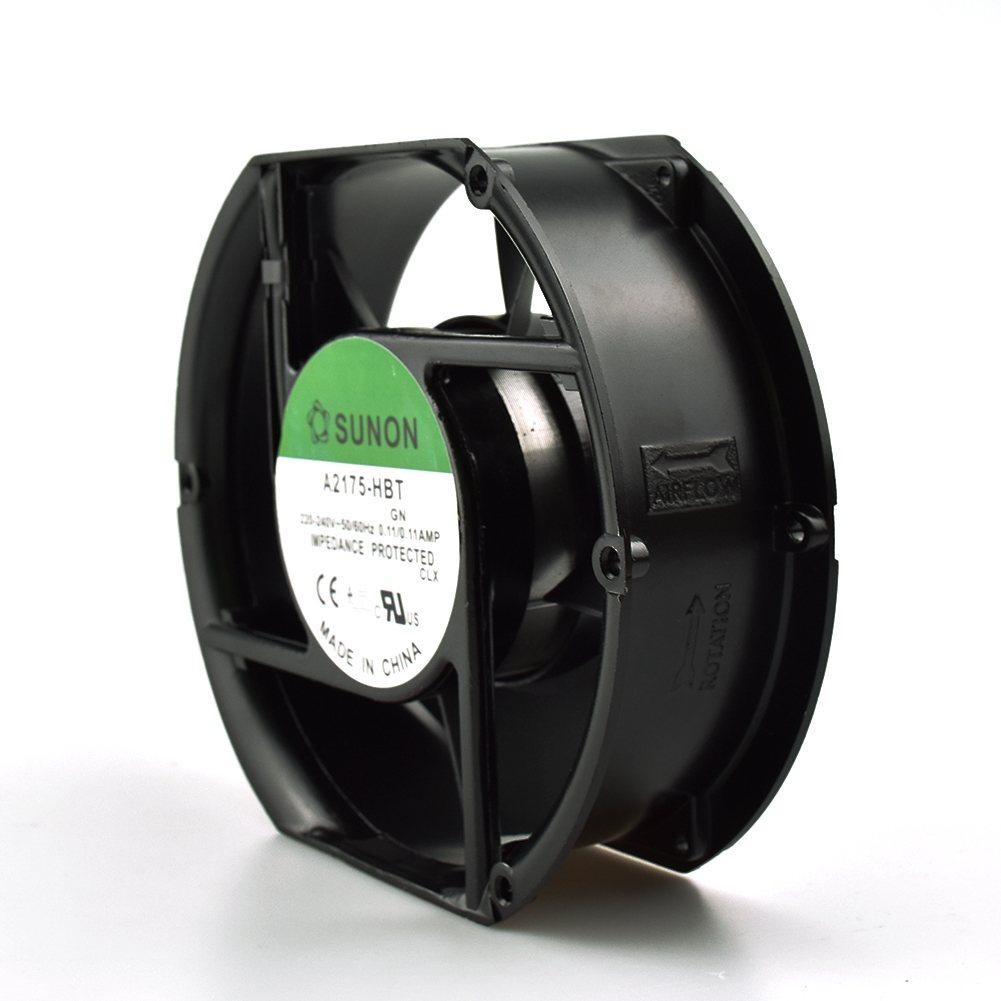 Sunon A2175-HBT 220V 172*51*172mm  cooling fan