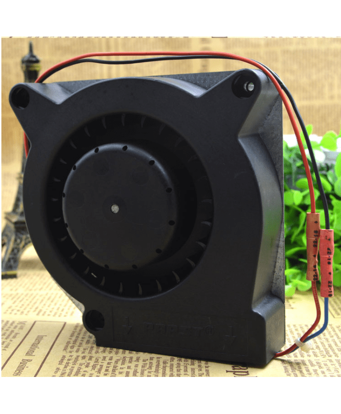 PAPST RL90-18/14N 24V 210MA 5W 2-wire cooling fan