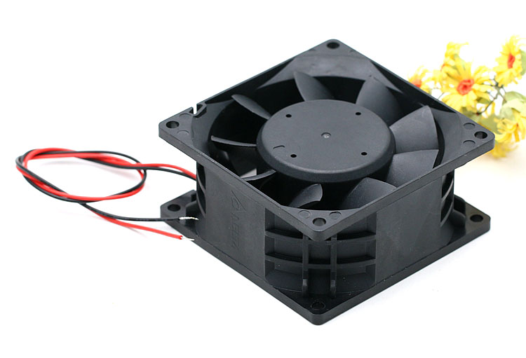 Delta PFB0824UHE 24V 0.93A 4line PWM  inverter cooling fan