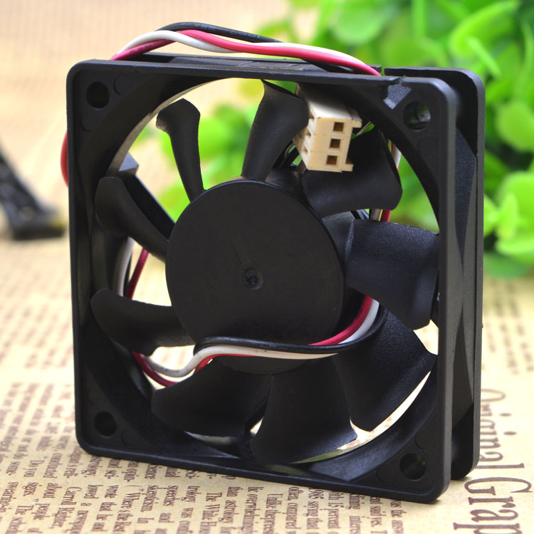 AVC F6015B12LY DC12V 0.1A 6cm CPU cooling fan