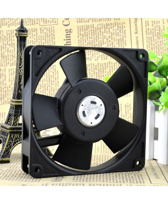 PAPST TYP4958 12CM 220V 14/12W Double ball bearing cooling fan