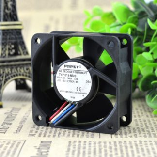 PAPST TYP614 NMS 24V 1.3W 6CM cooling fan