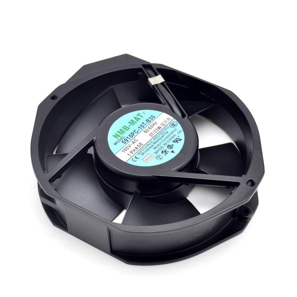 NMB-MAT 5915PC-10T-B30  100V cooling fan
