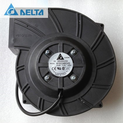Delta KFB1248GHS 180mm 48V blower industry cooling turbo fan