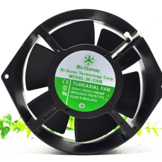 Bi-Sonic 5E-230B High temperature resistant AC 220V Axial flow cooling fan