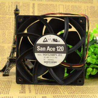 SANYO 9GV1248P1J01 48V 0.75A SANACE120 cooling fan