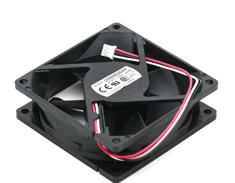 DELTA DSB0824VH-AU76 DC24V 0.A 8CM inverter server axial cooling fan