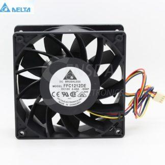 Delta FFC1212DE -S96P 12CM DC12V 2.4A industrial server inverter power supply cooling fans
