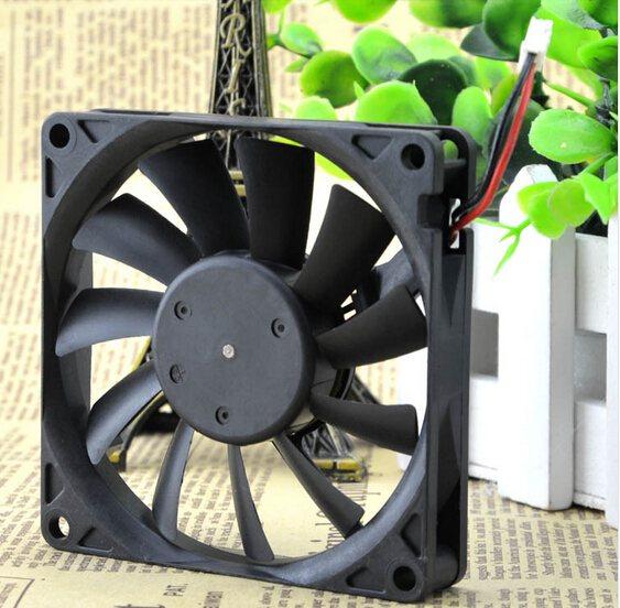 Nidec TA300DC H34612-55 80*80*15 12V 0.18A 8CM cooling fan