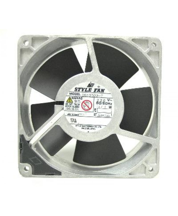 STYLE FAN US12D22-GT 220V 16/15W 12CM cooling fan