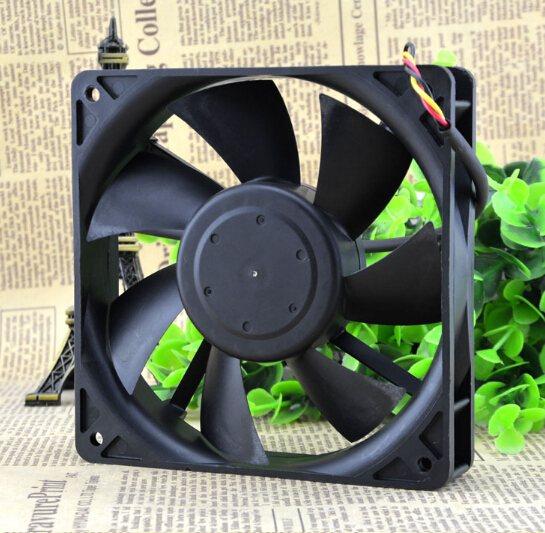 NIDEC A34346-33 120*120*25 G1 12V 0.33A Server three lines radiating fan