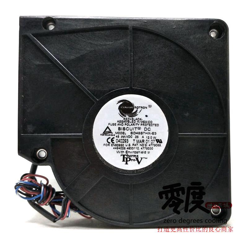 COMAIR ROTRON BD48S7HX-E3 DC48V 12.0W 0.25A  Inverter Cooling Fan