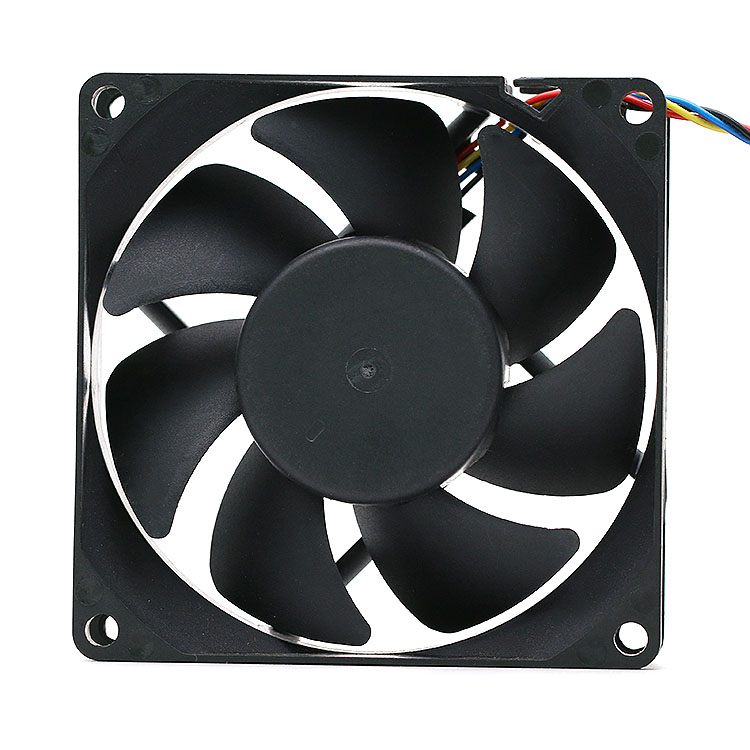 SUNON MF80251V2-Q010-S99 DC12V 3.60W 4-wire Server Square Cooling Fan