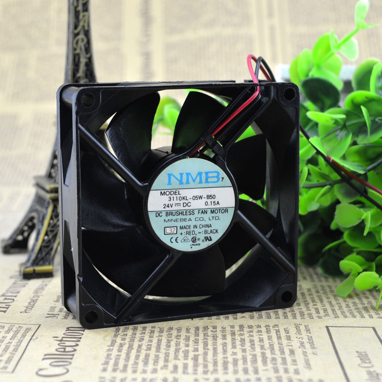 NMB 3110KL-05W-B50 DC24V 0.15A super durable inverter fan
