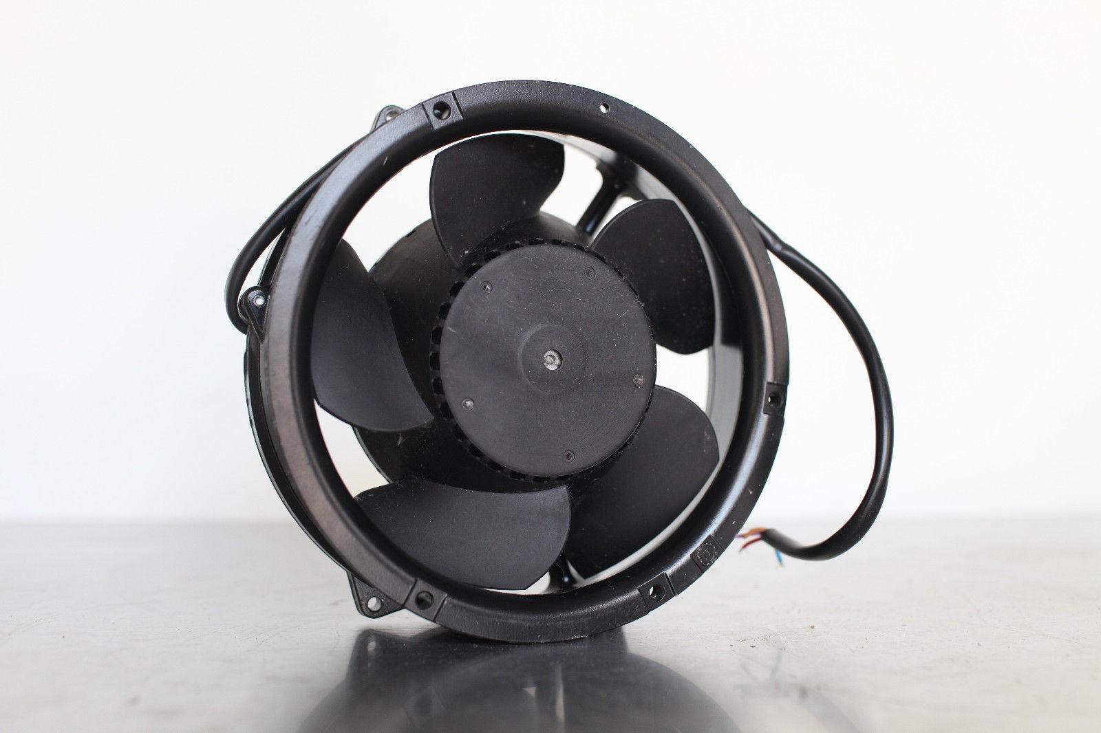 EBM Papst DV621212 VDC 2A 32W w/ Tachometer  Vario-Pro Case Cooling Fan