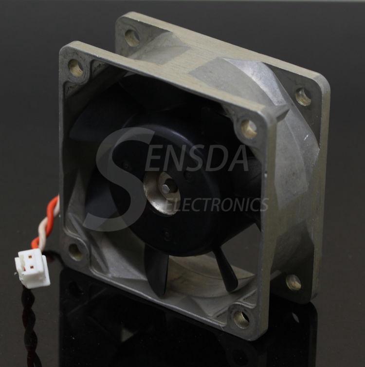 SANYO 109L0612S403 60mm DC12V metal frame server inverter axial cooling fans