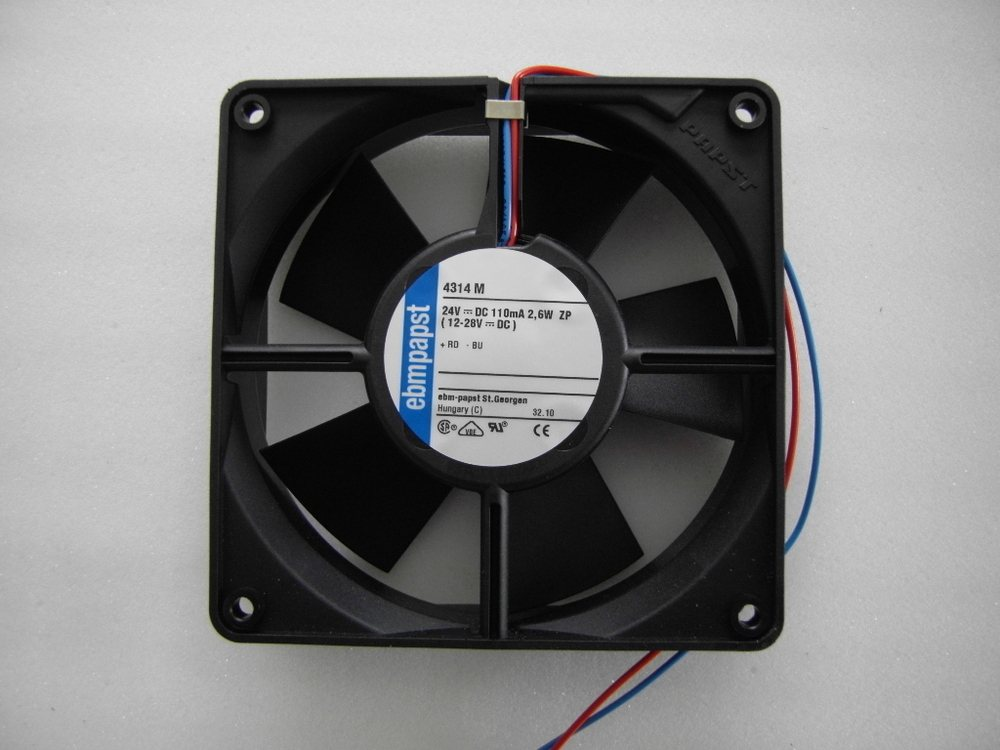 ebmpapst 4314M 1 * 32MM DC24V 0.11A cooling fan