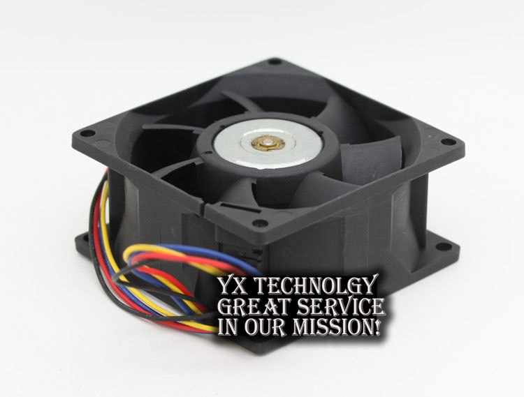 Delta FFB0824VHE 24V 0.36A dual ball bearing cooling fan