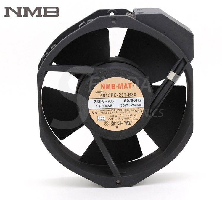 NMB  5915PC-23T-B30 230V 170mm industrial blower server cooling fans