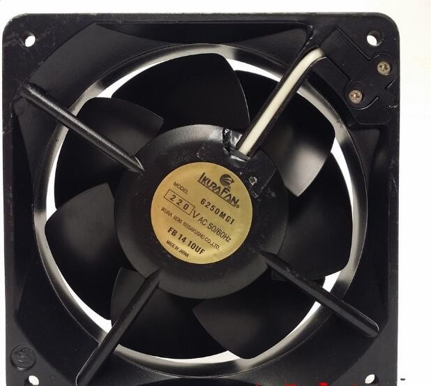 IKURA 6250MG1 220V 40W 160*160*55MM cooling fan