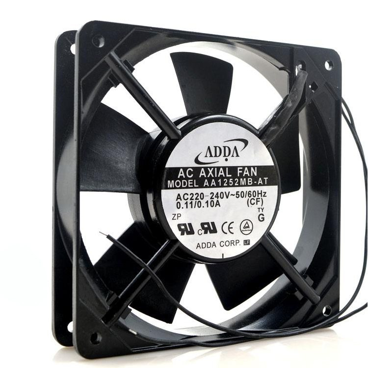ADDA AA1252MB-AT AC220V 120mm axial  cooling fan
