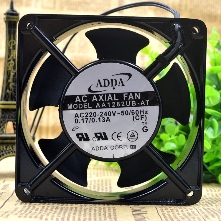ADDA AA1282UB-AT 19W AC AXIAL FAN