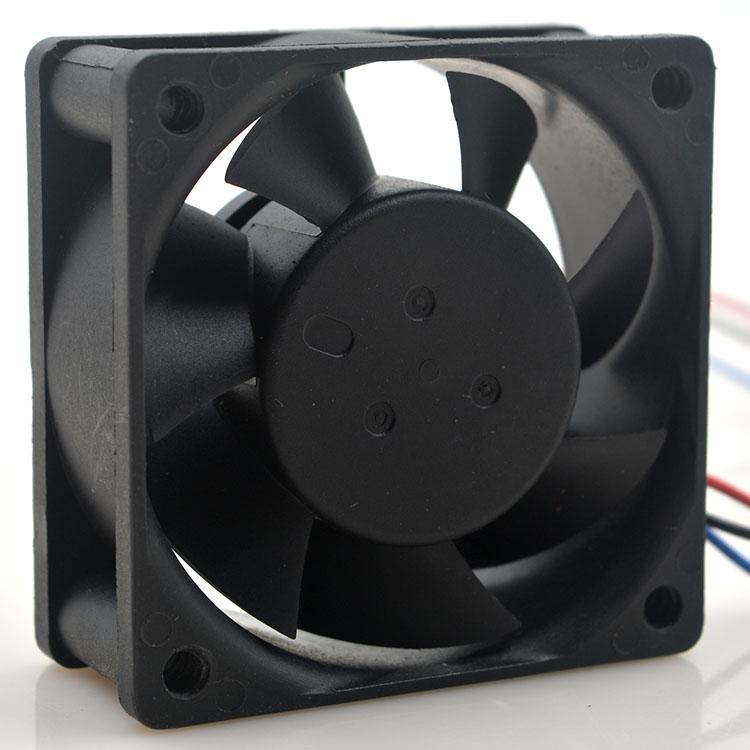 ADDA AD0612HB-A73GL DC12V 0.23A 6CM 3-wire cooling fan