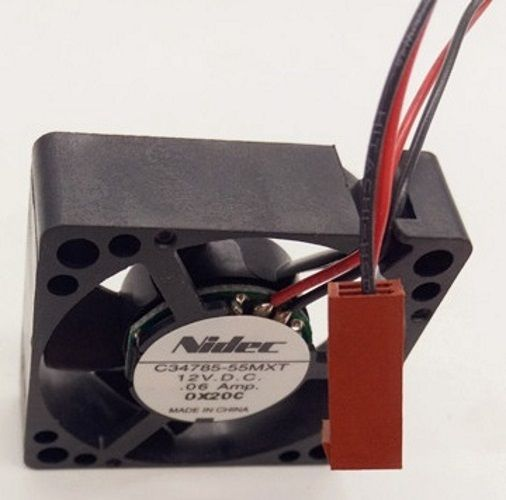 Nidec C34785-55MXT 12VDC 0.6A Cooling Fan