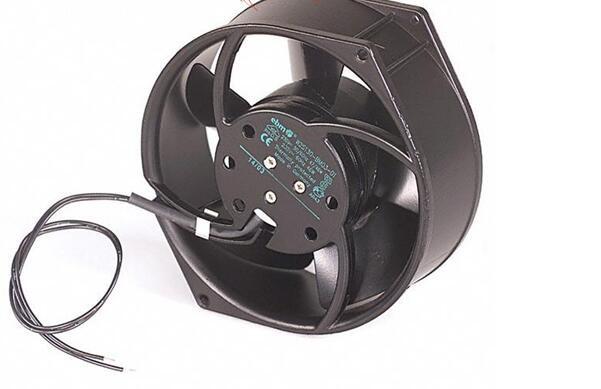 ebmpapst Blowers W2S130-BM03-01 7450ES temperature fan