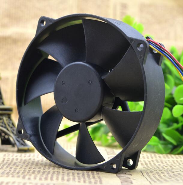 AVC DA09025R12L 9CM 0.3A DC 12V CPU 4-Line Silent speed control cooling fan