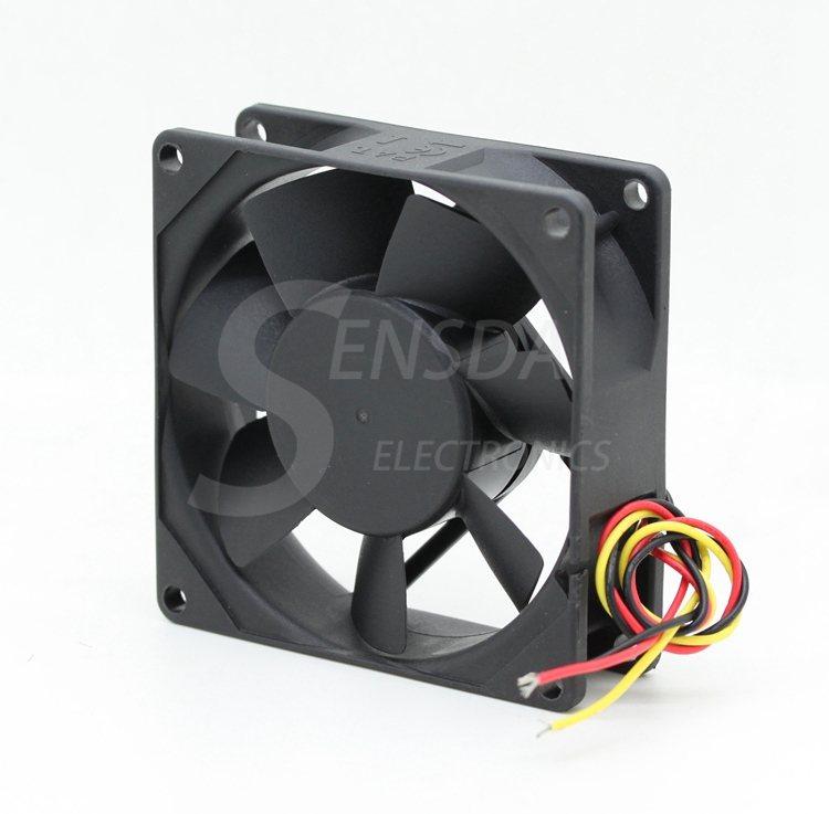 Sunon KDE1208PTBX-6A 80mm DC12V 4.3W server inverter axial cooling fan