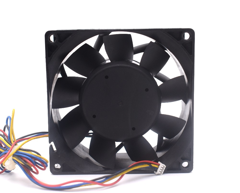 Delta PFB0848UHE 8CM 8038 48V 0.65A pwm wind capacity cooling fan