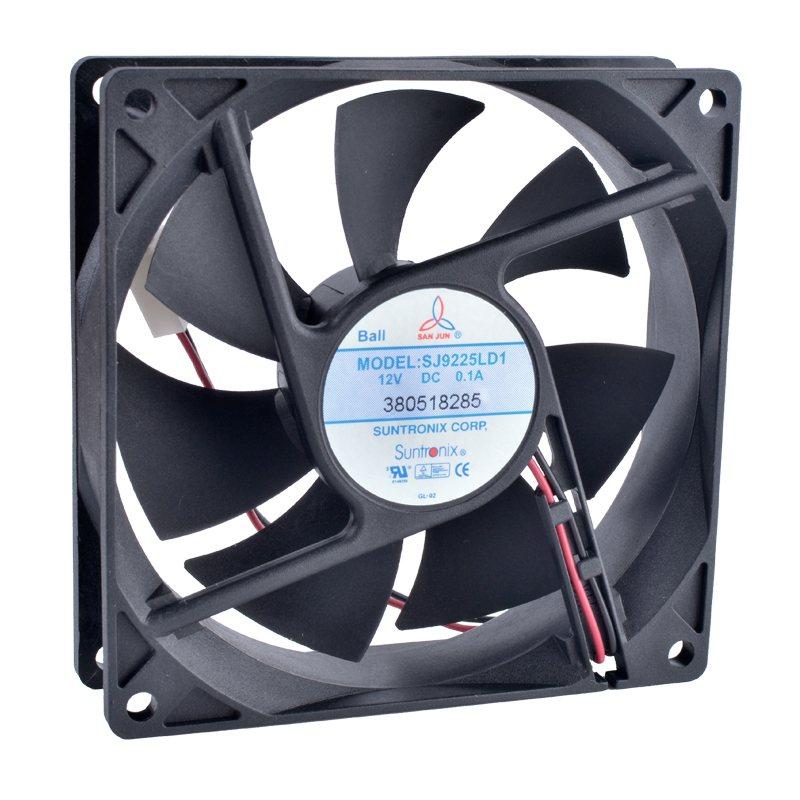 SAN JUN SJ9225LD1 12V 0.10A Double ball bearing super quiet cooling fan
