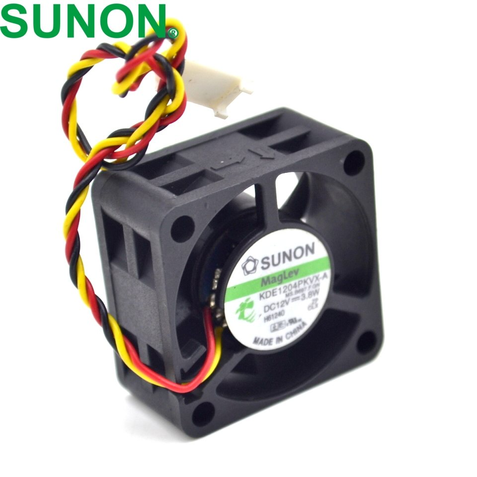 SUNON KDE1204PKVX-A 12v 3.8W 40*40*20MM cooling fan