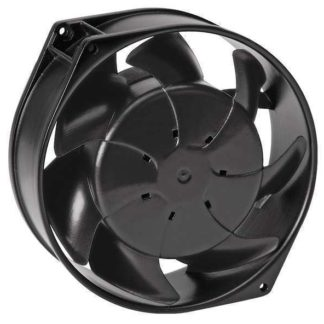 ebmpapst W1G130-AA25-01 230VAC 5-61/64″ Round Axial Fan