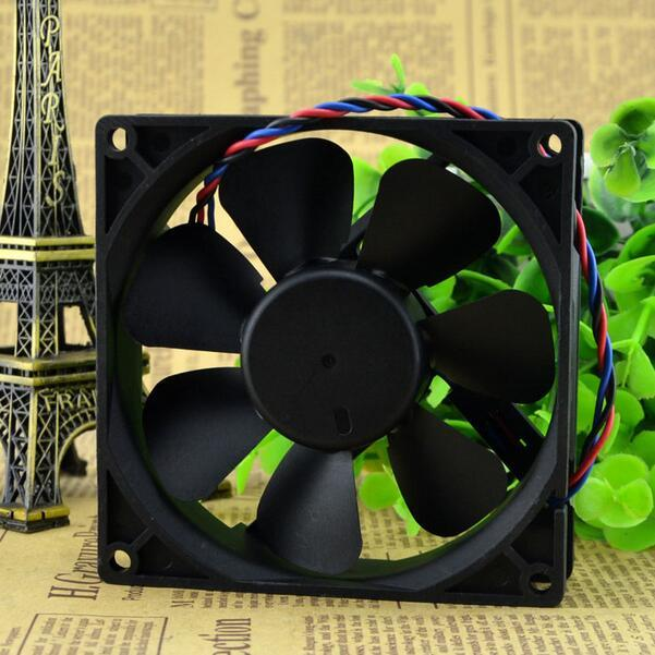 Delta DSB0912M DC12V 0.19A  3-wire Cooling Fan