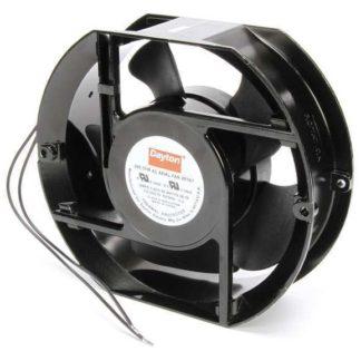 DAYTON 2RTK7 115VAC  5-15/16″ Round Axial Cooling Fan