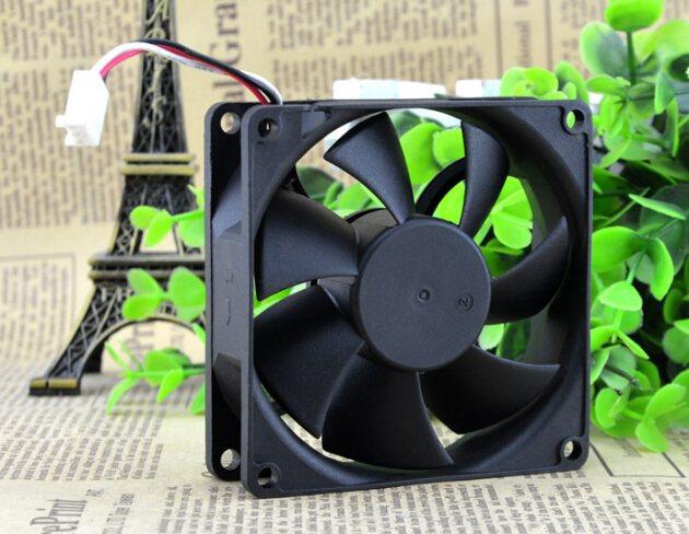 ADDA AD0812XB-A73GP DC12V 0.55A 8CM three line cooling fan