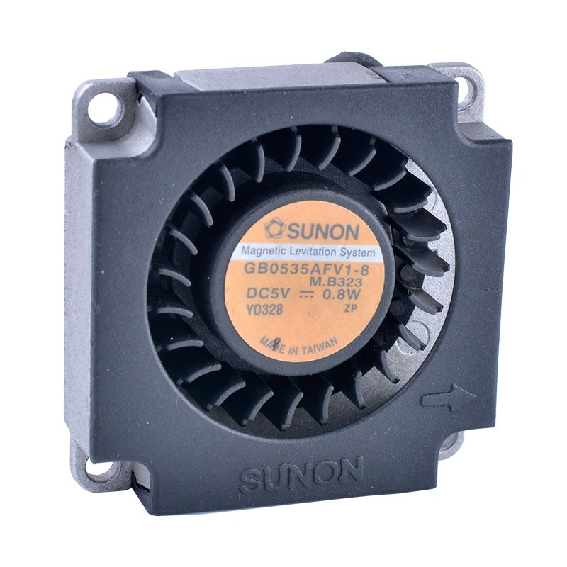 SUNON GB0535AFV1-8 DC5V 0.8W Notebook Micro Cooling Fan