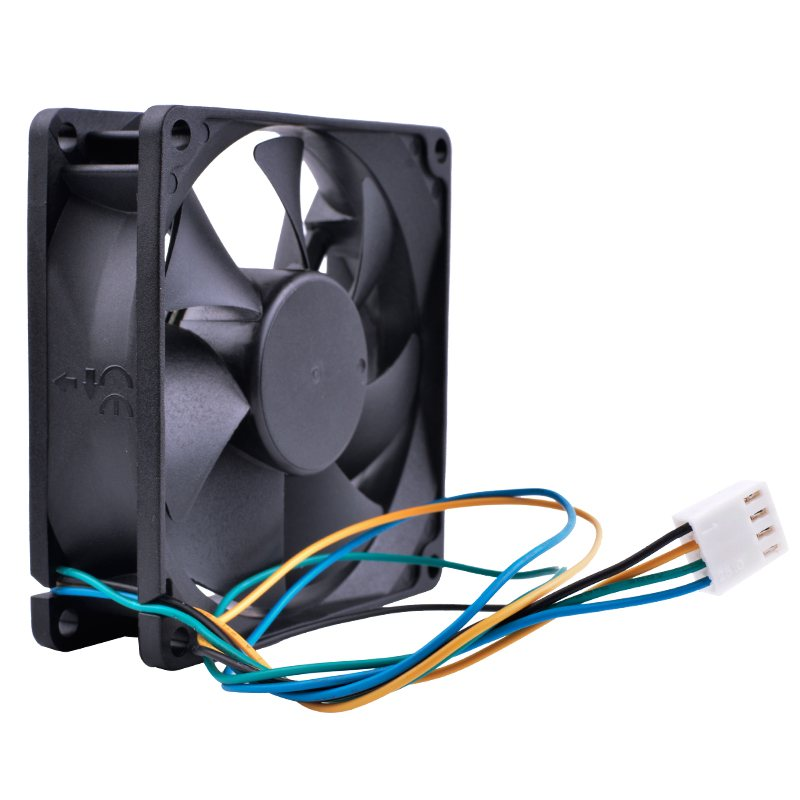 Y.S.TECH FD128025EB-N DC12V 0.45A cooling fan