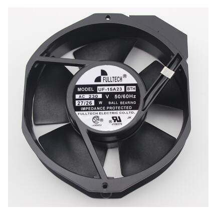 FULLTECH UF15A23 BTH AC230V 50/60Hz ball bearing impedance protected cooling fan