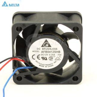 Delta AFB0412SHB 4CM 12V 0.35A axial cooling fans tachometer