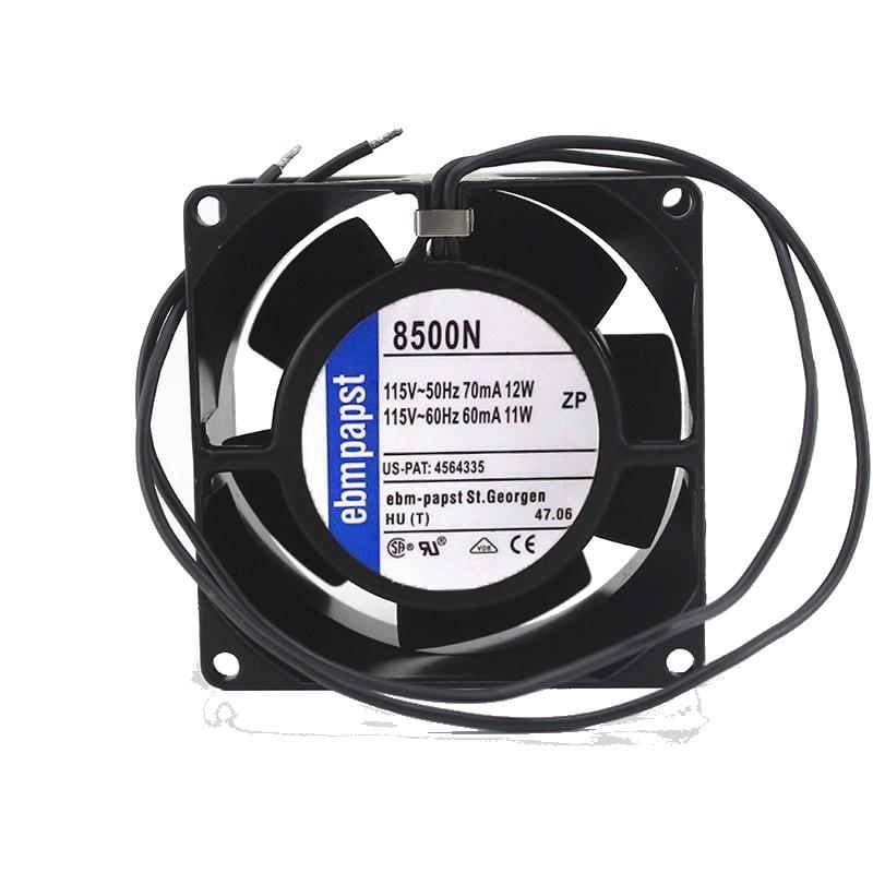 EBMPAPST 8500N 8cm AC115V 12/11W cooling fan