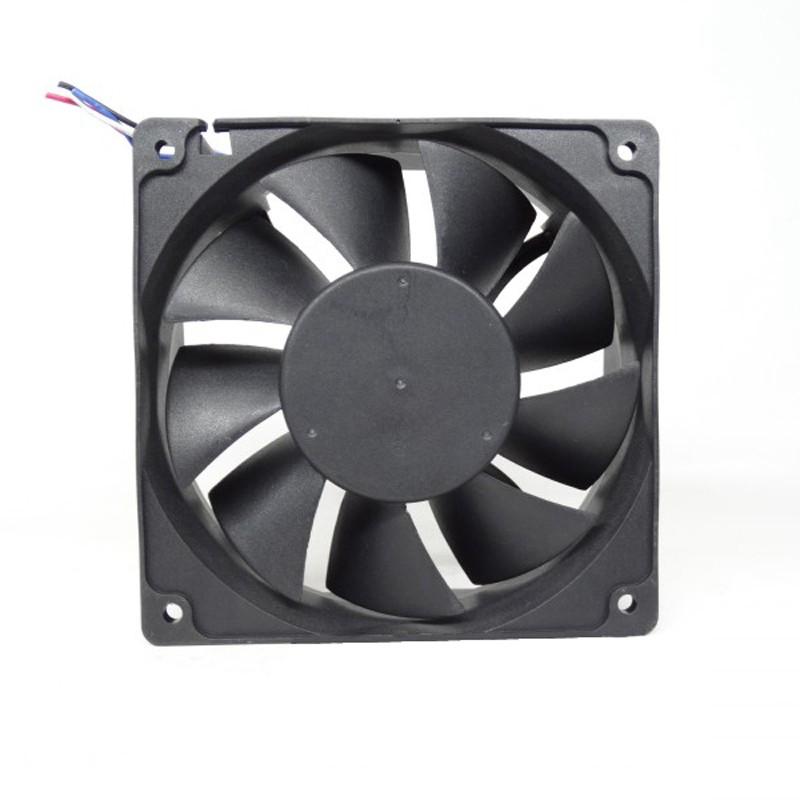 ADDA AD1224MB-F9BGP DC 24V 0.68A four-wires PWM cooling fan