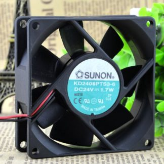 SUNON KD2408PTS3-6 DC24V 1.7W  axial cooling fan