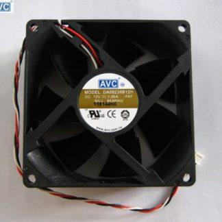 AVC DA09238B12H  DC12V 1.35A Dual Ball Bearing Server Cooling Fan