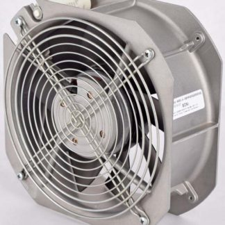 Ebm Papst W2E0-HH38-07 64/80W 607 CFM 225x80mm AC Axial Tubeaxial Fan