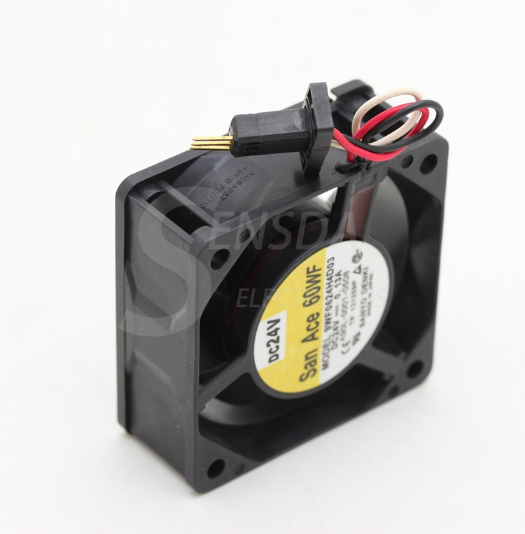 Sanyo 9WF0624H4D03 24V 0.15A inverter server inverter axial cooling fan