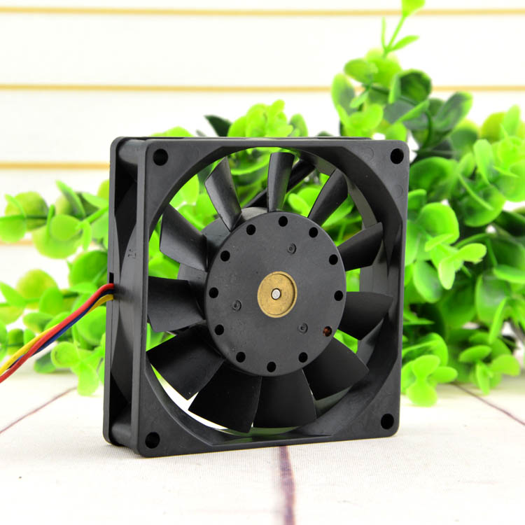 Sanyo 109P0812M613 DC12V 0.13a 8cm cooling fan