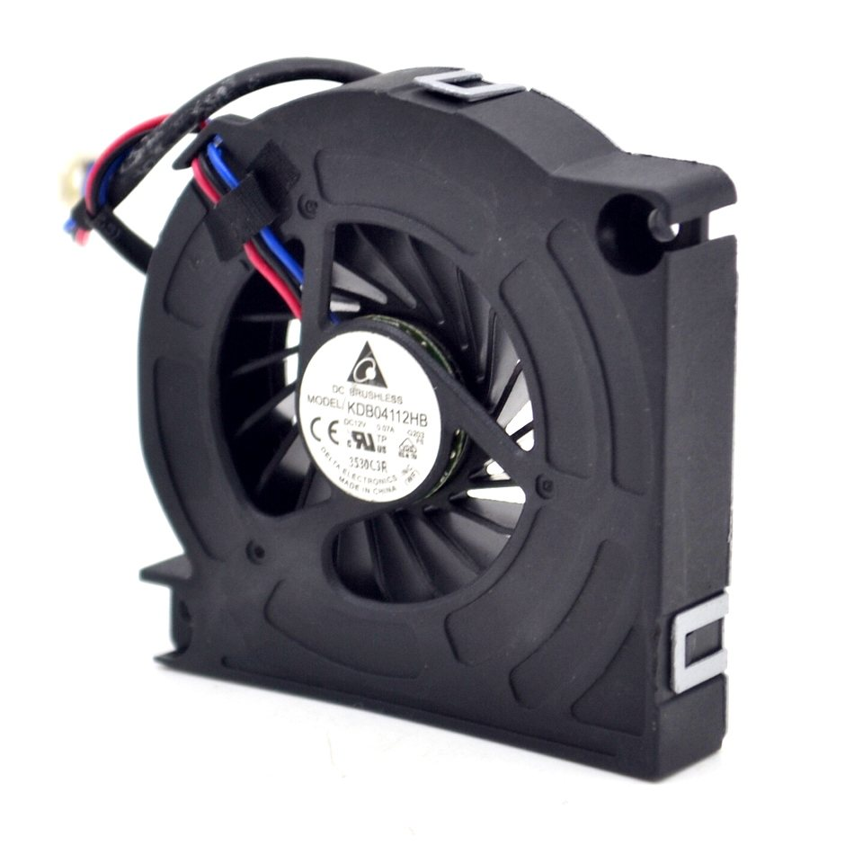 Delta KDB04112HB -G3 BB12 AD49 12V 0.07A  Mute blower Projector cooler fan